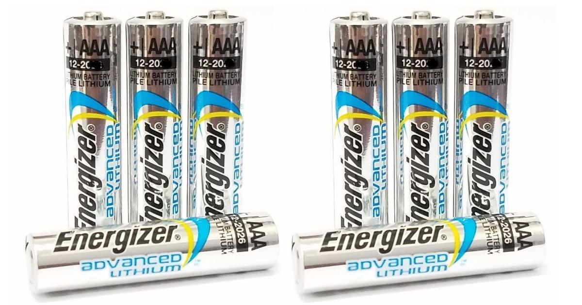 energizer advances lithium batteries