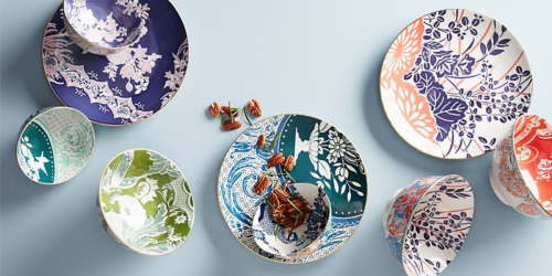 Over 50% Off Sale Items + FREE Shipping at Anthropologie