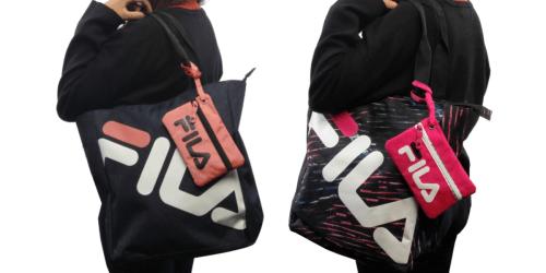 Over 65% Off FILA Duffels & Backpacks at Kohls.com