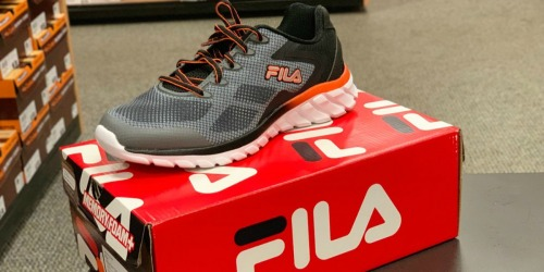 FILA Men's Running Shoes as Low as $17.49 Shipped at Kohl's (Regularly $60) + More Shoe Deals