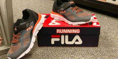 Kohl's Today Only Deals | $15 FILA Running Shoes, $7.99 FILA Backpacks & More