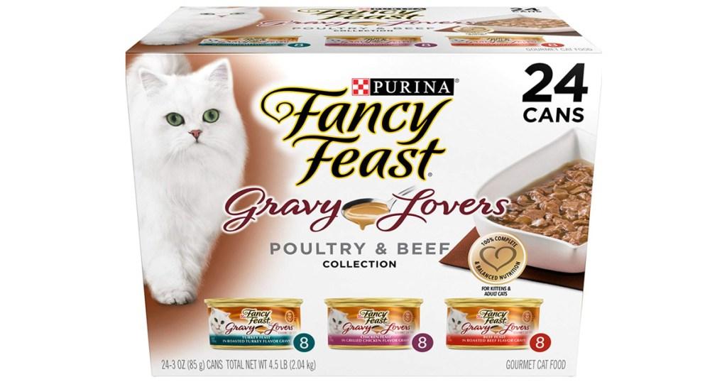 fancy feast 24 pack