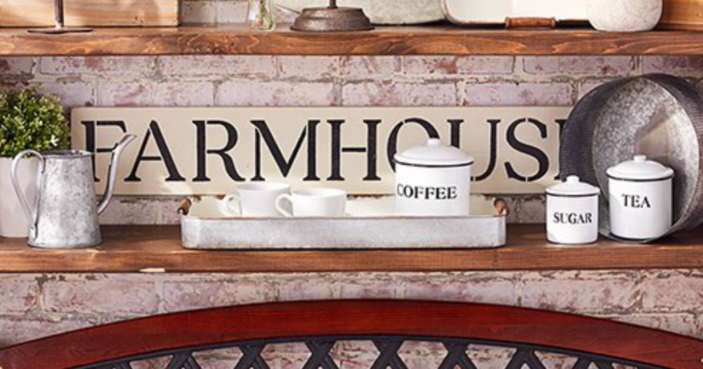Up to 45% Off Farmhouse Rustic Wall Art, Kitchen Decor ...