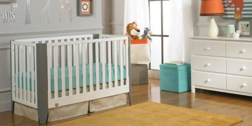 Convertible Cribs Just $99 Shipped at Walmart (Regularly $200+)