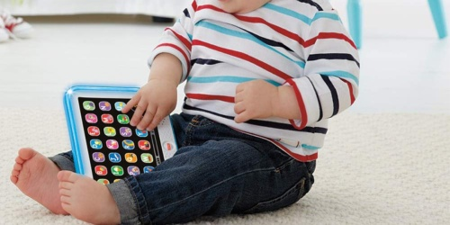 Fisher-Price Laugh & Learn Tablet Only $8.79 at Amazon (Regularly $18)