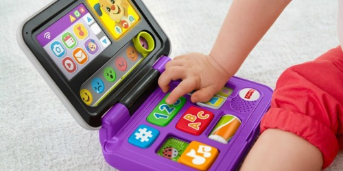 Fisher-Price Laugh and Learn Laptop Just $6.99 at Target