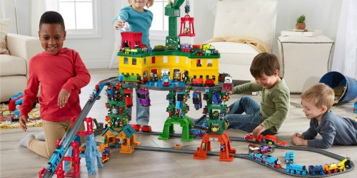 Thomas & Friends Super Station Train Set Only $49 Shipped (Regularly $100)