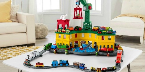 Fisher-Price Thomas & Friends Super Station Only $49.99 Shipped (Regularly $100)