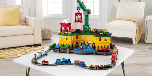 Fisher-Price Thomas & Friends Super Station Only $49 Shipped at Amazon (Regularly $100)