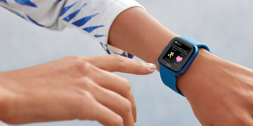 Fitbit Versa Lite Smartwatch Activity Tracker as Low as $104.99 Shipped at HSN.com ($190 Value)