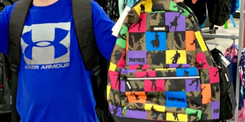 Kids Fortnite Backpack Just $11 at Kohl's (Regularly $35)