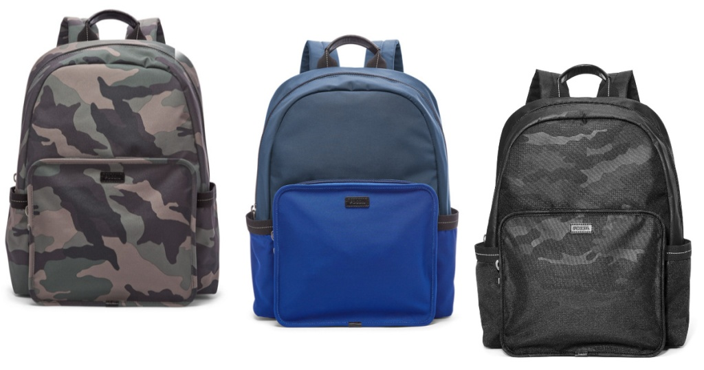 fossil travis backpacks