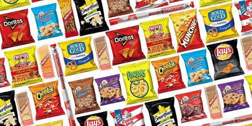 Frito-Lay Ultimate Snack 40-Count Package Only $12.99 Shipped at Amazon + More