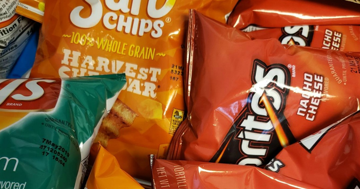 Frito-Lay Fun Times 40ct Variety Pack Only $9.42 Shipped at Amazon (Just 24¢ Per Bag)