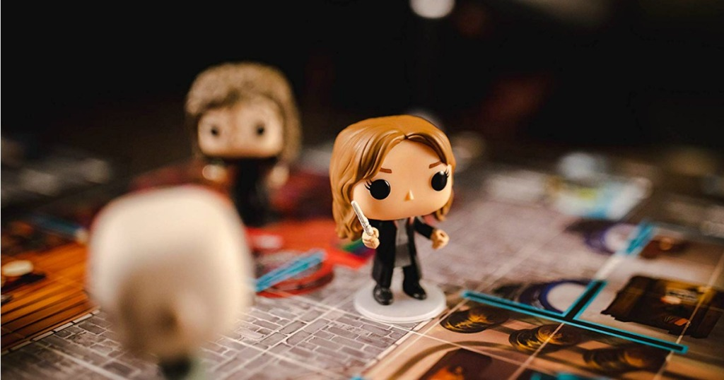 board game featuring Funko Pop! Funkoverse Harry Potter