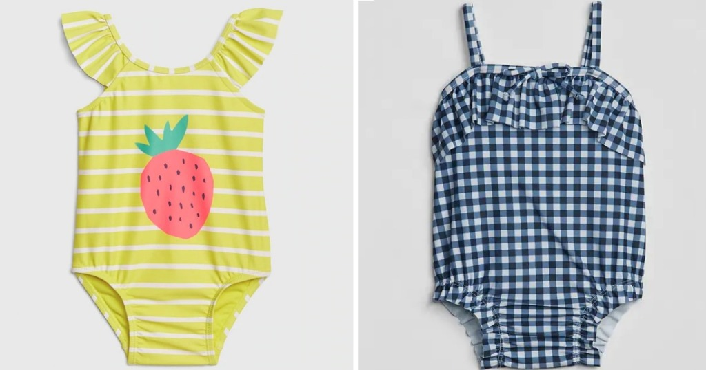 Gap Baby Girl Swimsuits