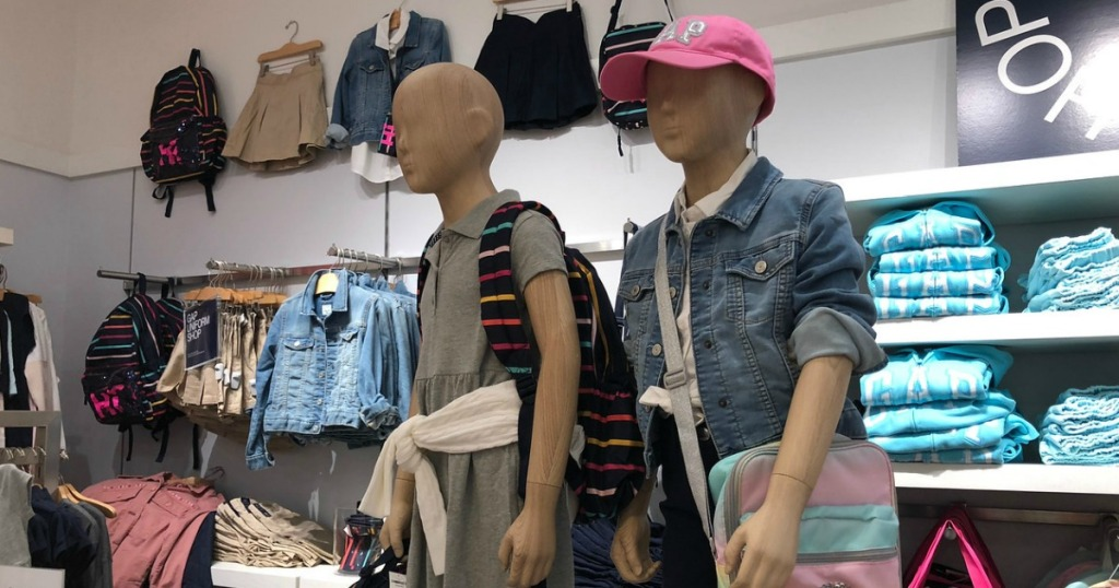 Gap kids apparel