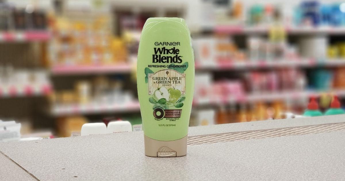 photograph regarding Garnier Whole Blends Printable Coupon known as Contemporary $2/1 Garnier Total Blends Coupon \u003d Shampoo Conditioner