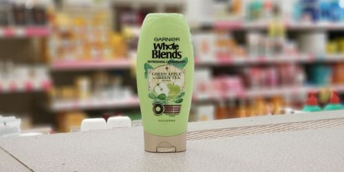New $2/1 Garnier Whole Blends Coupon = Shampoo & Conditioner Only $1 Each at Walgreens