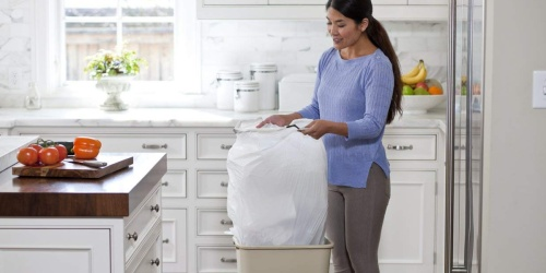 Kitchen Trash Bags 200-Count Box Only $10 w/ Free Pickup at Office Depot (Regularly $22)
