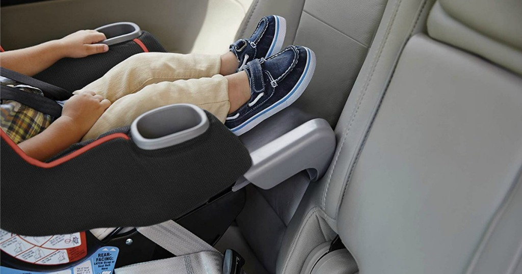 Graco foot extender on Extend2Fit