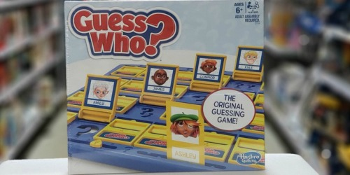 Classic Guess Who? Game Just $6.99 (Regularly $17)