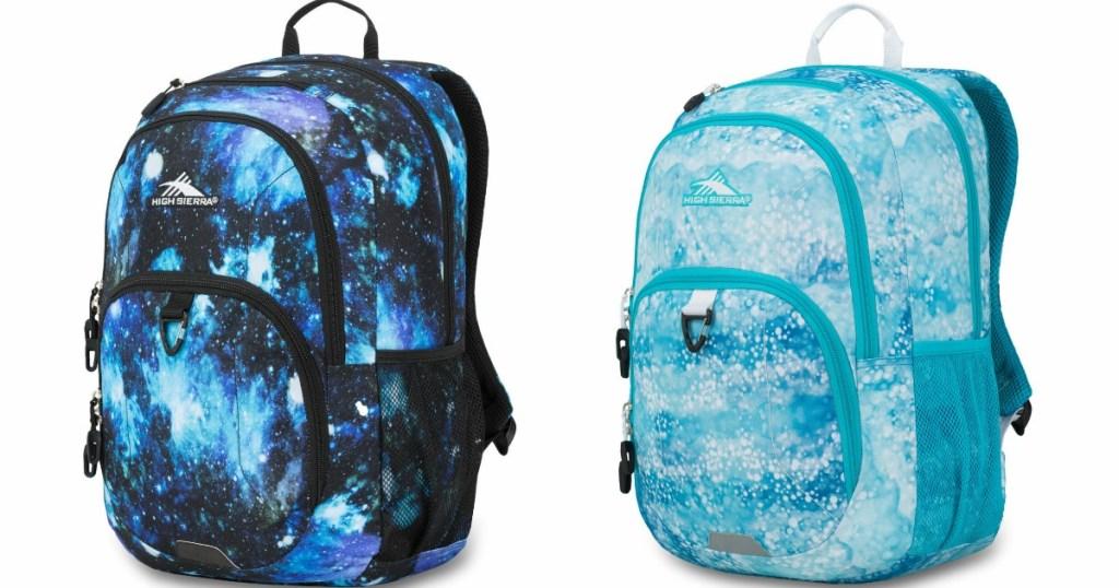 high sierra sumner backpacks