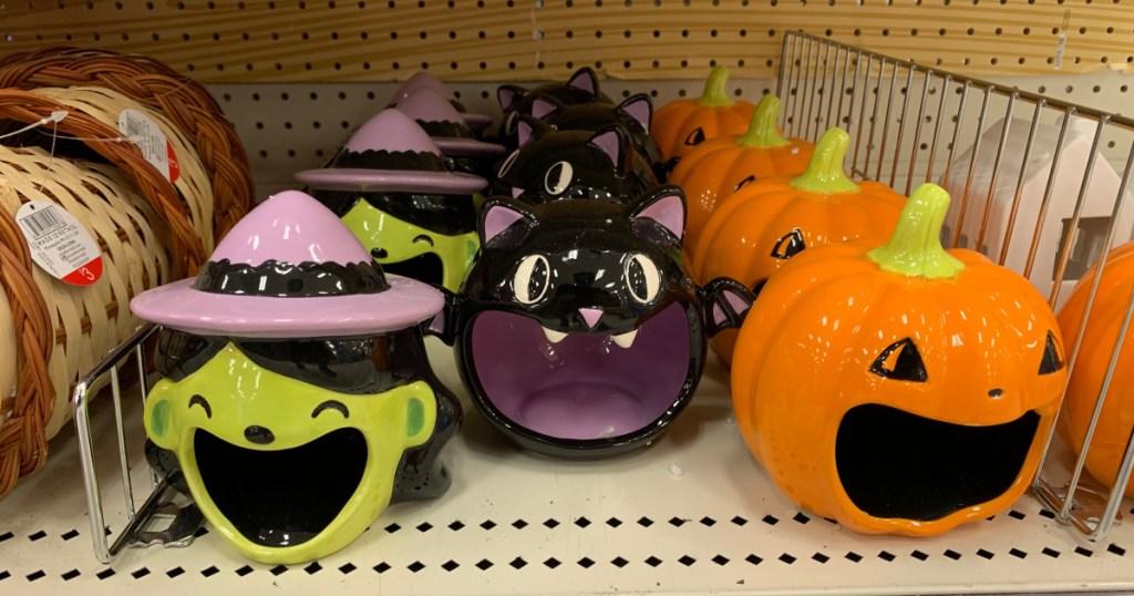 halloween decor jars at target