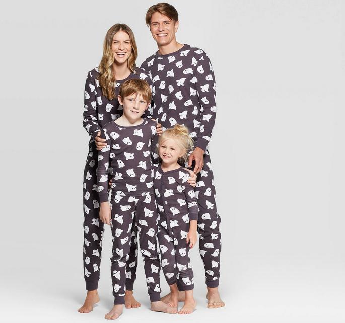 Baby//Kids Personalised Halloween PyjamasAdd NameSpookyPJsNightwear