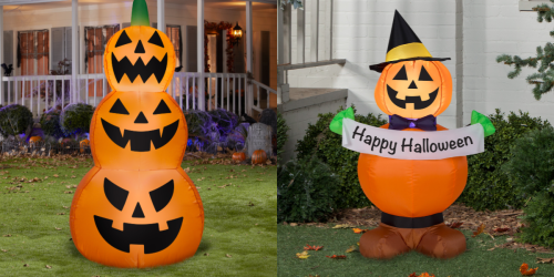 Halloween Inflatables Only $14.97 at Walmart.com