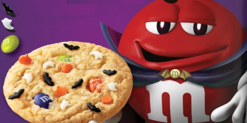 M&M's Ghoul's Mix Sugar Cookie Dough Now Available at Select Walmart Stores