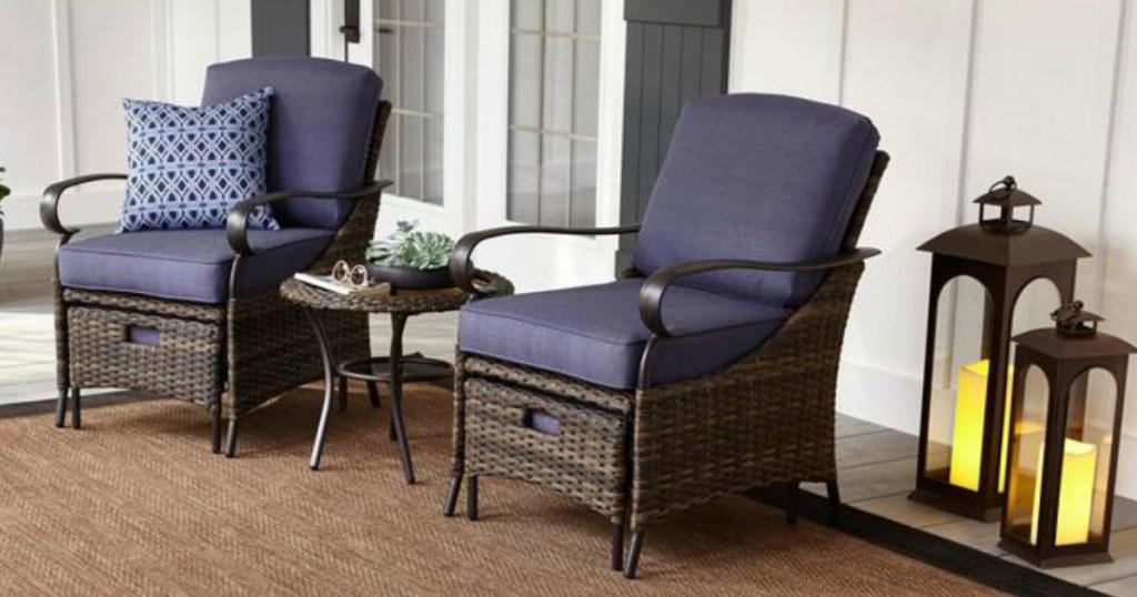 Off Hampton Bay Outdoor Furniture Sets