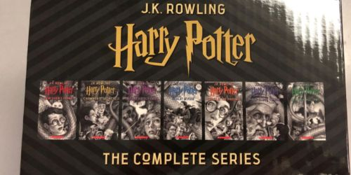 Harry Potter Special Edition Boxed Set Only $37.49 Shipped (Regularly $100)