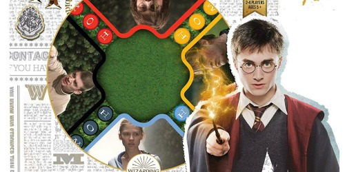 Harry Potter Tri-Wizard Maze Board Game Only $7.99 Shipped – Awesome Reviews