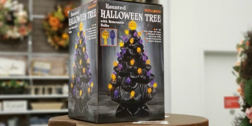 Haunted Halloween Trees Are Selling Out Fast! Run to Michaels to Snag Yours…