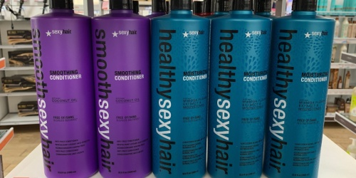 Jumbo Hair Care 2-Liter Duos as Low as $19.79 at JCPenney | Matrix, Sexy Hair & More