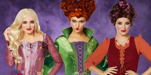Hocus Pocus Collection is Back At Spirit Halloween | Costumes, Decor, Accessories & More
