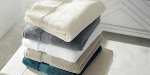 Up to 45% Off Towels, Mattress Toppers & More + FREE Shipping | Perfect for Dorm Rooms