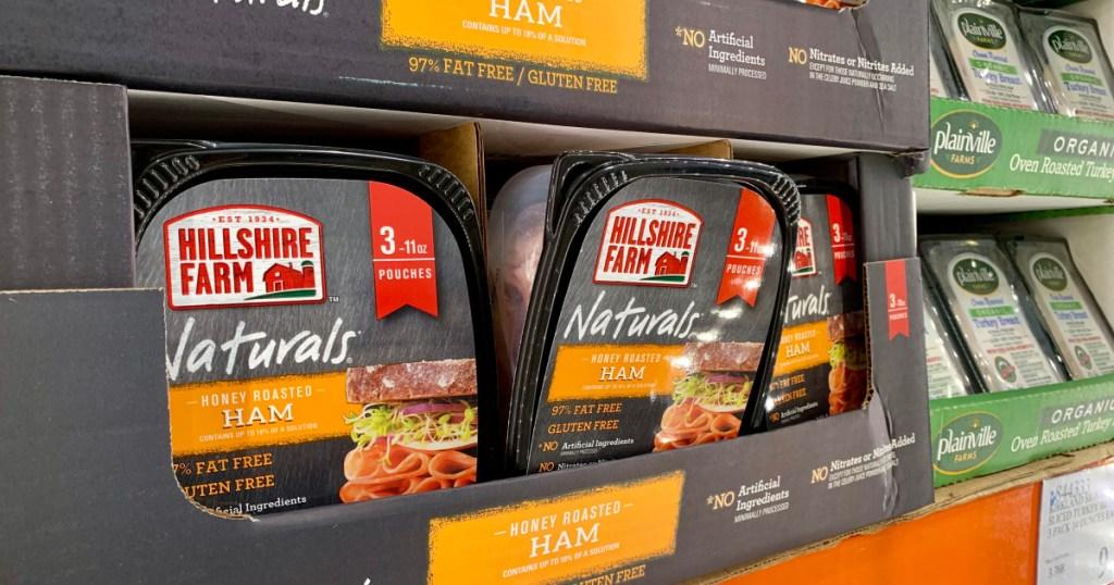 Honey Roasted Ham Hillshire
