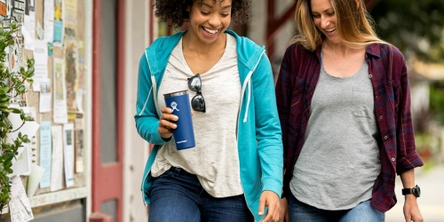 These Hydro Flask Tumblers Keep Drinks Cold for 24 Hours & They're 50% Off