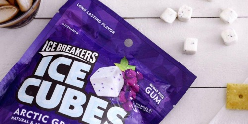 Ice Breakers Sugar Free Gum 100-Count Just $4.99 Shipped at Amazon