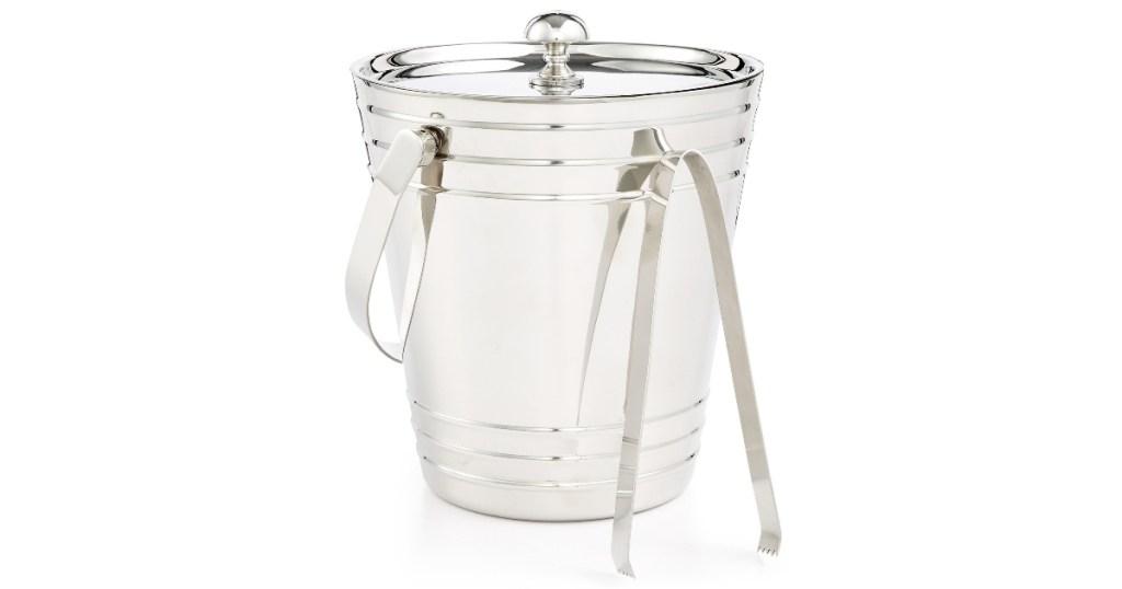 martha stewart collection ice bucket