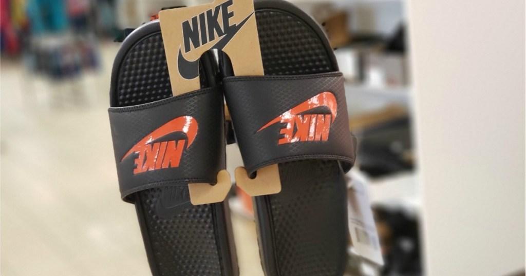 JCP Nike Benassi Slides