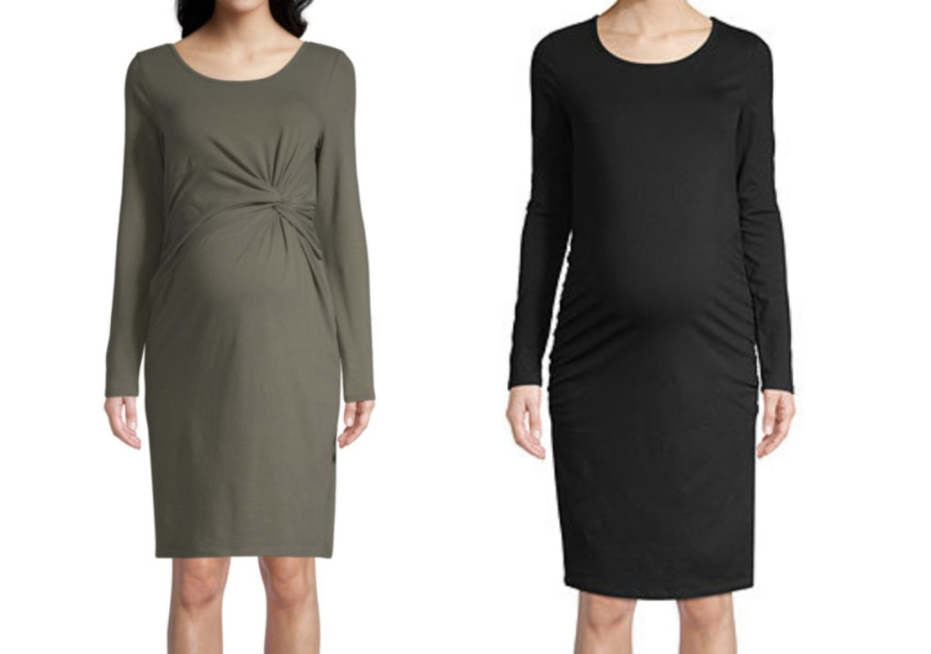 JCPenney Maternity Dresses