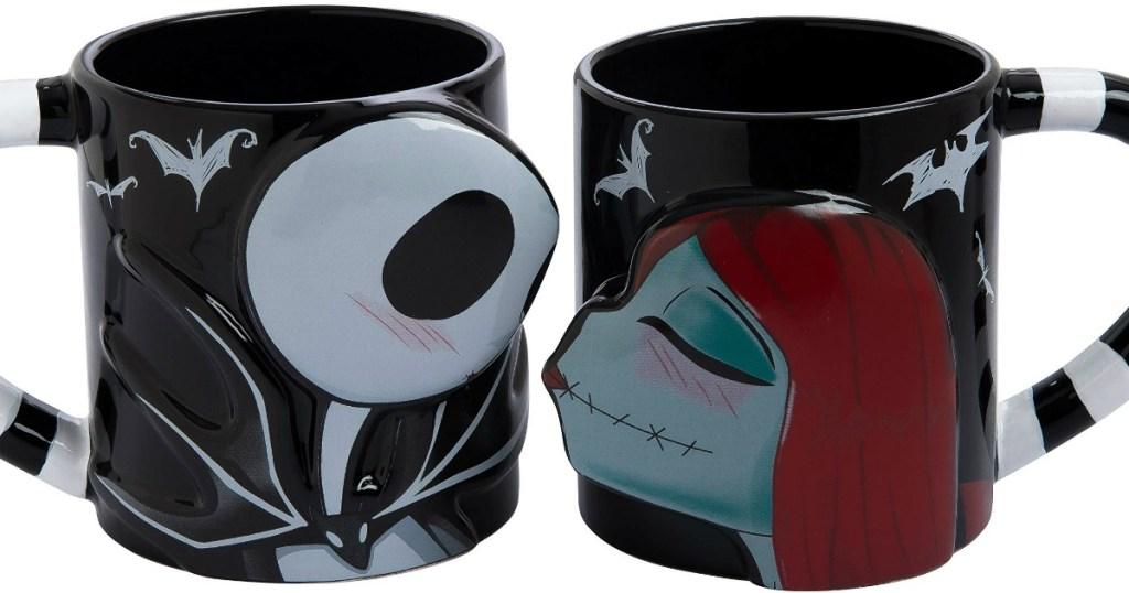 Jack Sally Matching Mugs