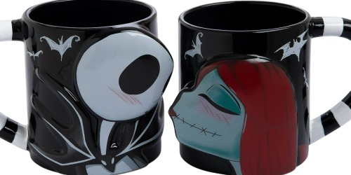 Up to 40% Off Nightmare Before Christmas Items | Mugs, Cookie Jars & More