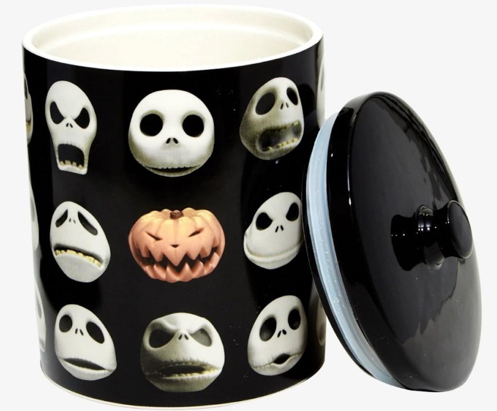 Nightmare Before Christmas Stoneware Cookie Jar