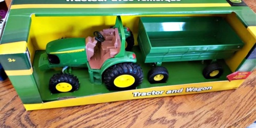 John Deere Tractor Toy as Low as $7.49 (Regularly $20)