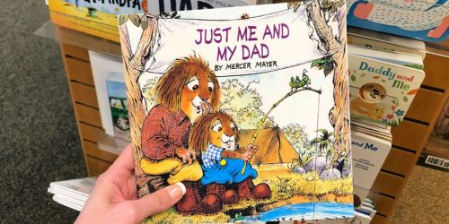 Just Me and My Dad by Mercer Mayer Only $1.95 | Awesome Reviews