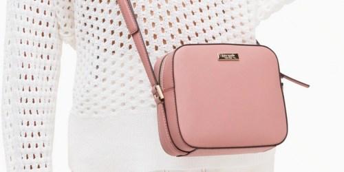 Kate Spade Newbury Lane Cammie Crossbody Bag Only $59 Shipped (Regularly $298)